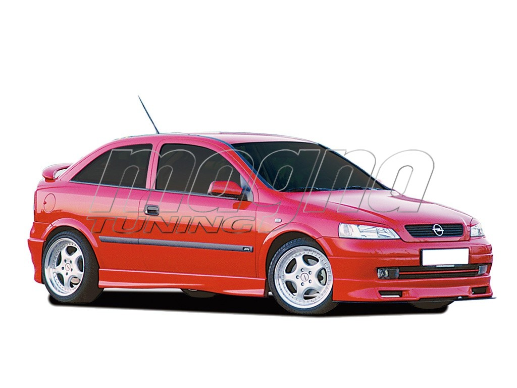 Opel Astra G Recto Side Skirts
