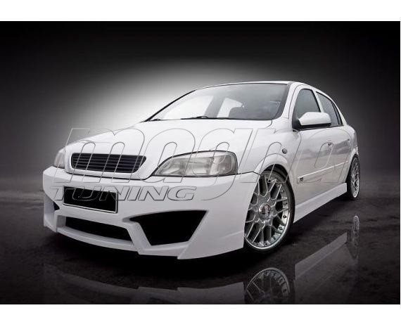 Opel Astra G Robo Side Skirts