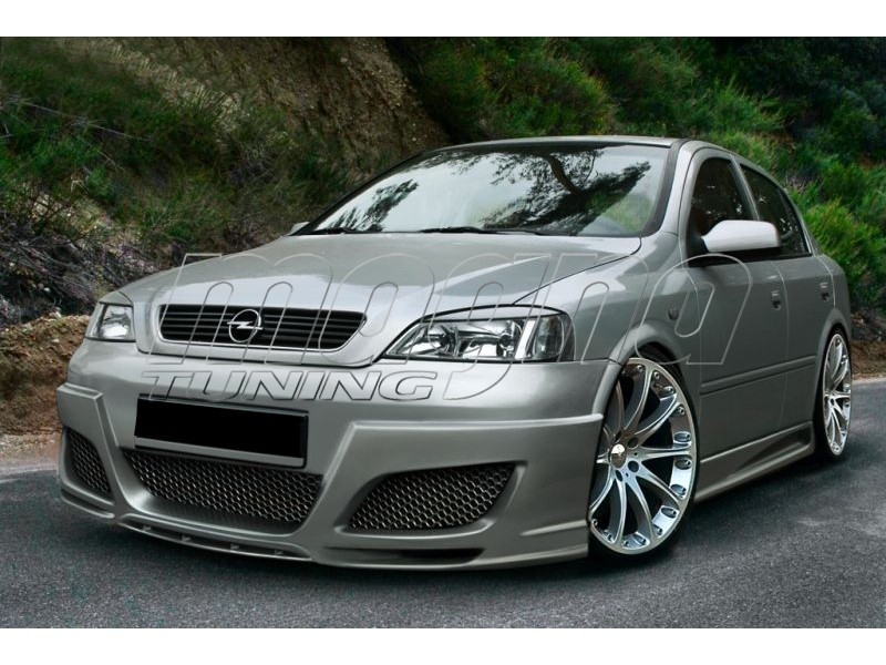 Opel Astra G S-Line Side Skirts