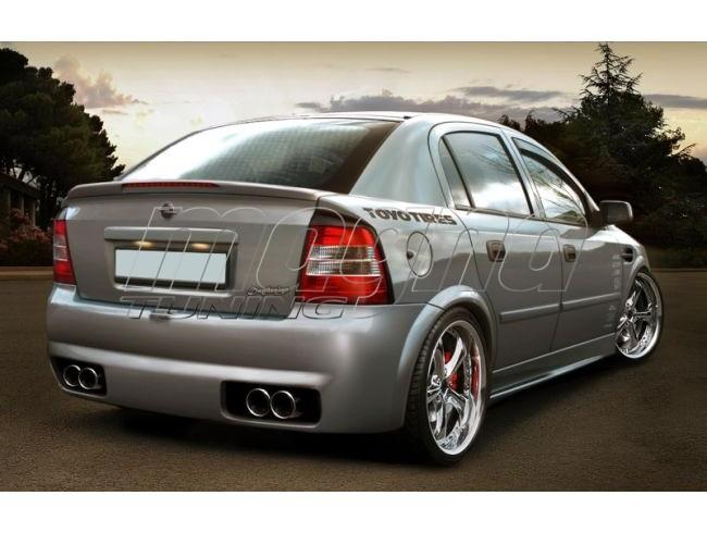 Opel Astra G SR Rear Bumper