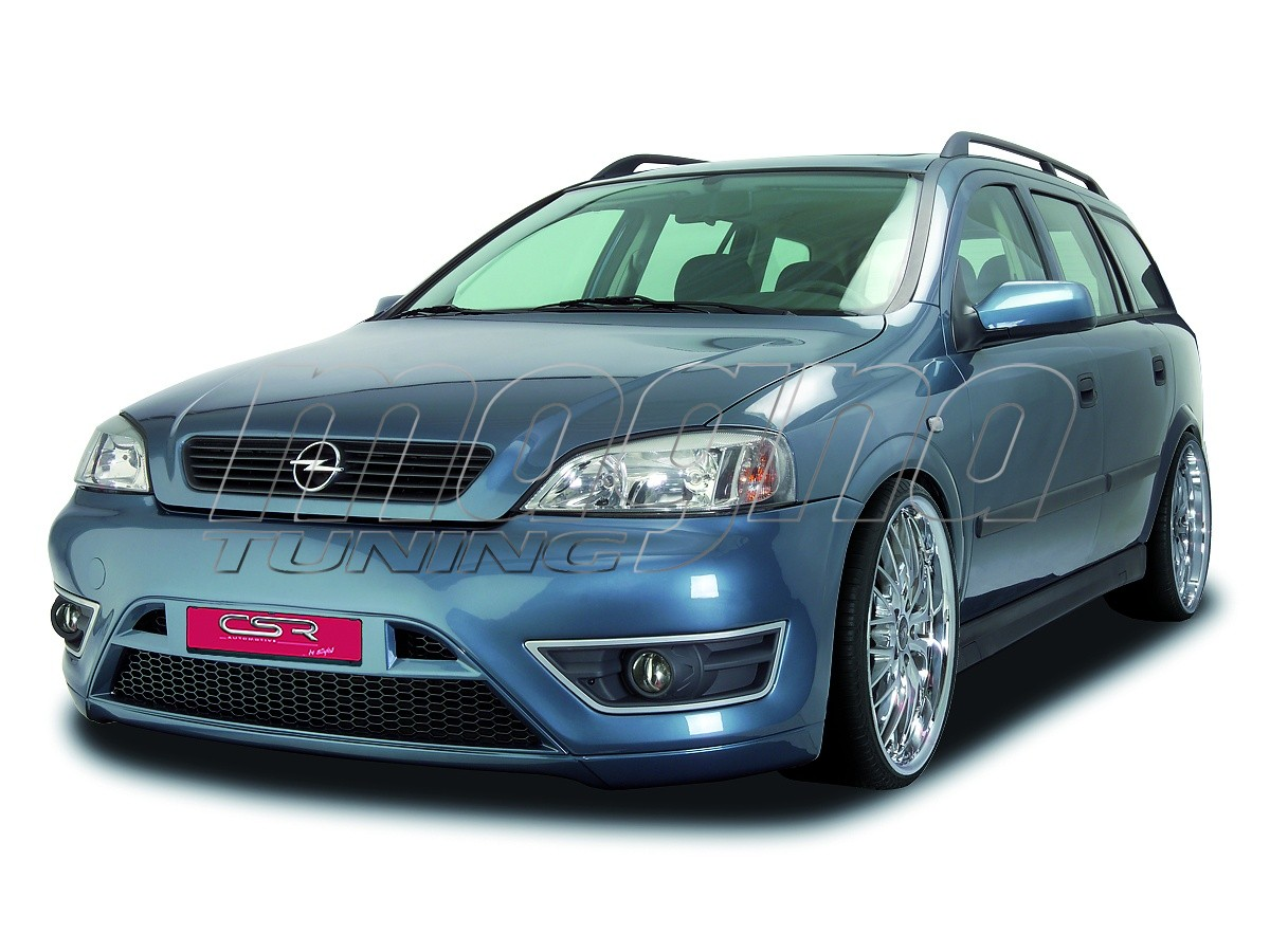 Opel Astra G ST-Line Front Bumper