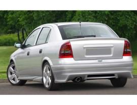 Opel Astra G Sedan/Saloon J-Style Body Kit