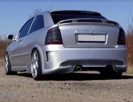 Opel Astra G Sheeva Rear Bumper