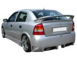 Opel Astra G Solar Rear Bumper
