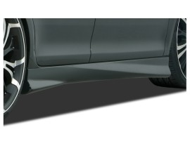 Opel Astra G Speed Side Skirts