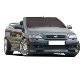 Opel Astra G Strike Front Bumper Extension