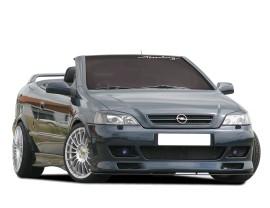 Opel Astra G Strike Kuszobok