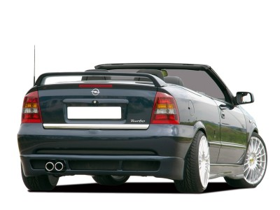 Opel Astra G Strike Rear Bumper Extension