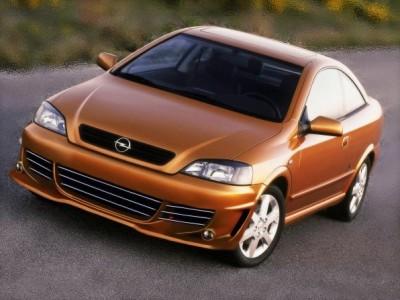Opel Astra G Torque Front Bumper
