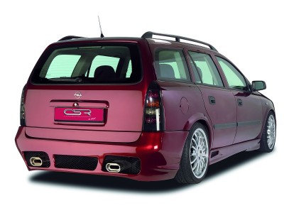 Opel Astra G XL-Line Rear Bumper