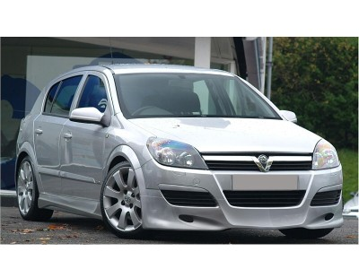 Opel Astra H 5 Door J-Style Elso Lokharito Toldat