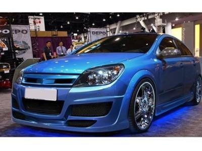Opel Astra H Agera Frontstossstange
