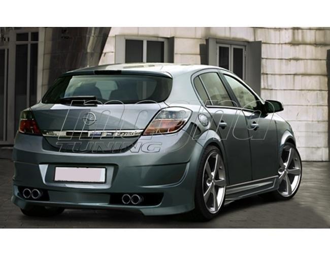 Opel Astra H Agera Hatso Lokharito