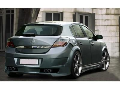 Opel Astra H Agera Rear Bumper