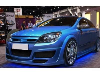 Opel Astra H Agera Seitenschwellern