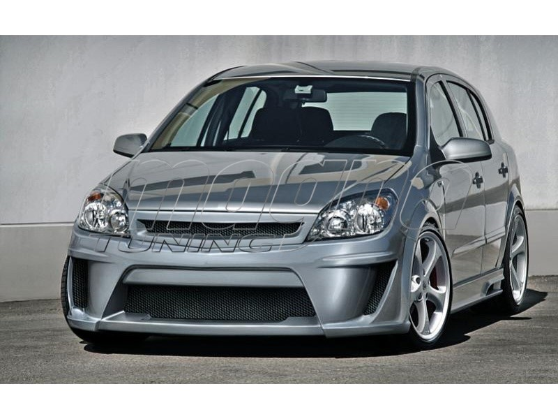 Opel Astra H Attack Front Bumper