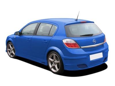 Opel Astra H Boomer Rear Bumper