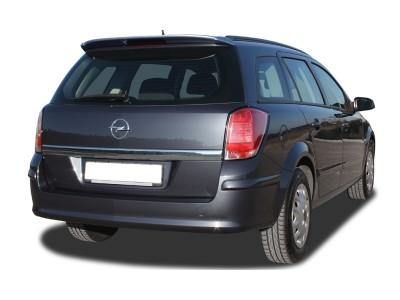 Opel Astra H Caravan R-Line Heckflugel