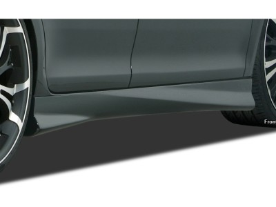 Opel Astra H Caravan Speed-C Side Skirts
