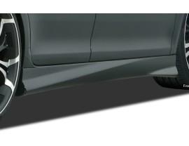 Opel Astra H Caravan Speed-R Side Skirts