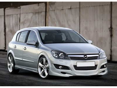 Opel Astra H Facelift 5 Door J-Style Body Kit