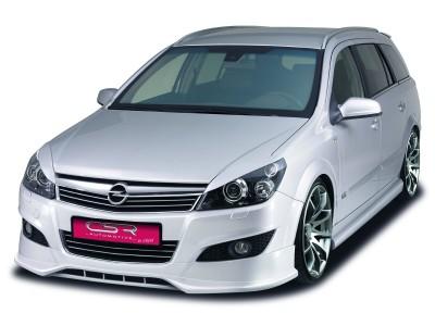 Opel Astra H Facelift Extensie Bara Fata XL-Line