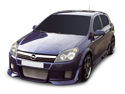 Opel Astra H Fusion Front Bumper