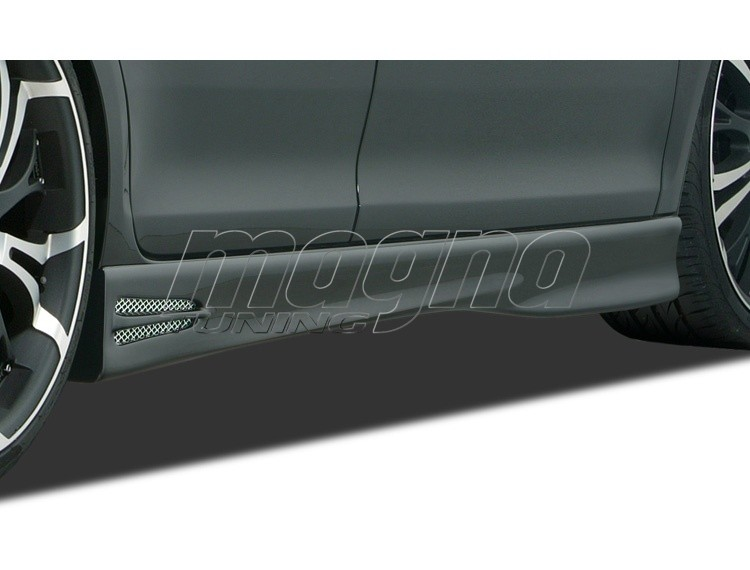 Opel Astra H GT5 Side Skirts