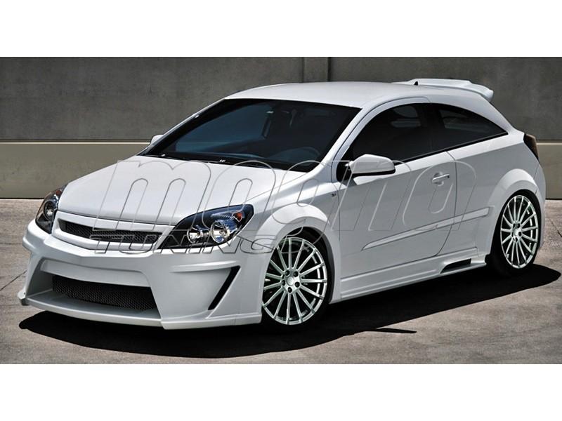 Opel Astra H GTC ATX Wide Body Kit