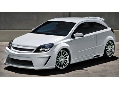 Opel Astra H GTC ATX Wide Body Kit