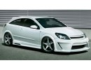 Opel Astra H GTC Attack Front Bumper