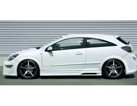 Opel Astra H GTC Attack Kuszobok