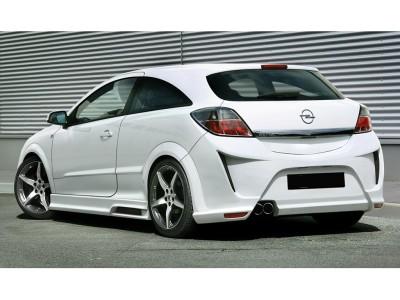 Opel Astra H GTC Attack Rear Bumper