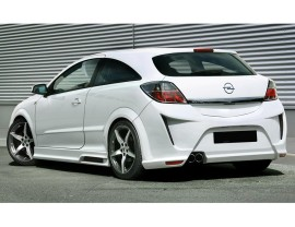 Opel Astra H GTC Attack Rear Wing