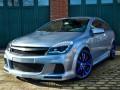 Opel Astra H GTC Body Kit Thor