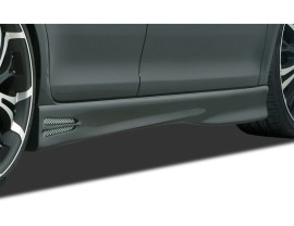 Opel Astra H GTC GT5 Side Skirts