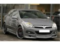 Opel Astra H GTC J-Style Front Bumper Extension
