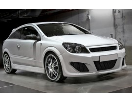 Opel Astra H GTC L-Style Elso Lokharito