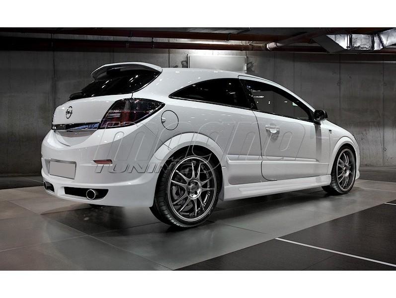 Opel Astra H GTC L-Style Hatso Lokharito