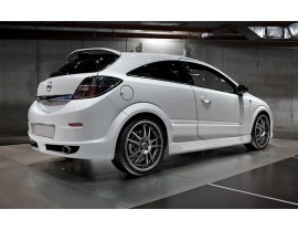 Opel Astra H GTC L-Style Kuszobok