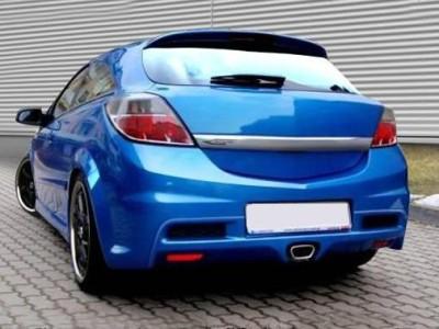 Opel Astra H GTC M-Style Rear Bumper