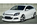 Opel Astra H GTC MaxStyle Front Bumper Extension