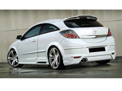 Opel Astra H GTC MaxStyle Side Skirts
