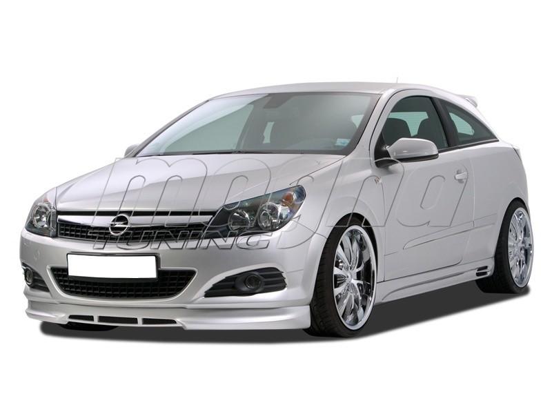 Opel Astra H GTC NewLine Elso Lokharito Toldat