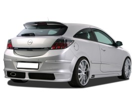 Opel Astra H GTC NewLine Kuszobok