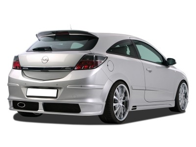 Opel Astra H GTC NewLine Rear Bumper Extension