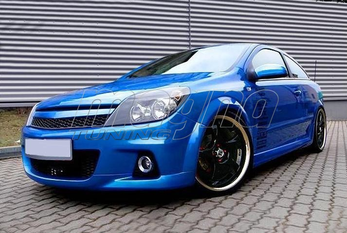 Opel Astra H GTC OPC-Look Elso Lokharito
