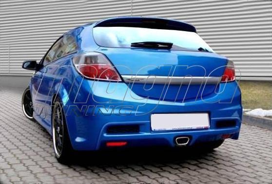 Opel Astra H GTC OPC-Look Rear Bumper