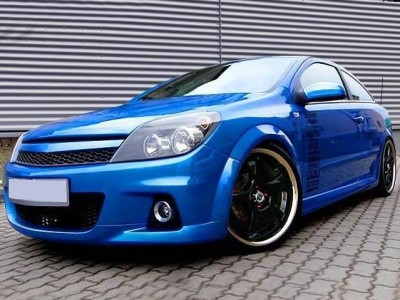 Opel Astra H GTC OPC-Look Side Skirts