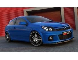 Opel Astra H GTC OPC MX Elso Lokharito Toldat